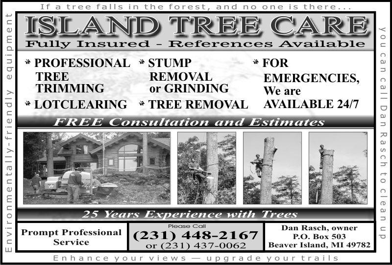Island Tree Care